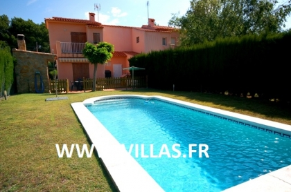 Location villa  piscine CP ELISABETH 1