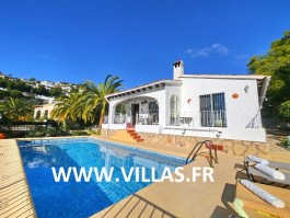 Location villa VM ANA