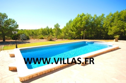 Location villa  piscine CP PARADISE 3