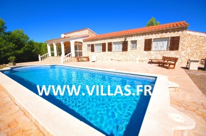 Location villa  piscine CP PARADISE 1