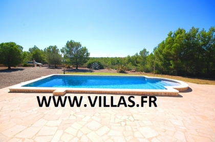 Location villa  piscine CP PARADISE 10