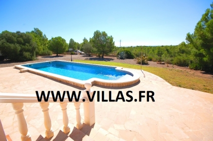 Location villa  piscine CP PARADISE 9