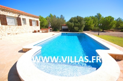 Location villa  piscine CP PARADISE 8