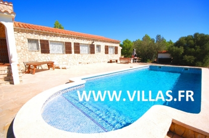 Location villa  piscine CP PARADISE 2