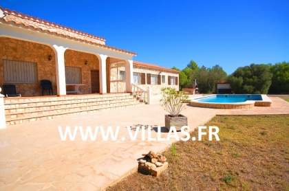 Location villa  piscine CP PARADISE 11