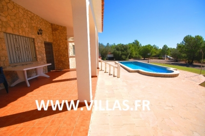 Location villa  piscine CP PARADISE 14