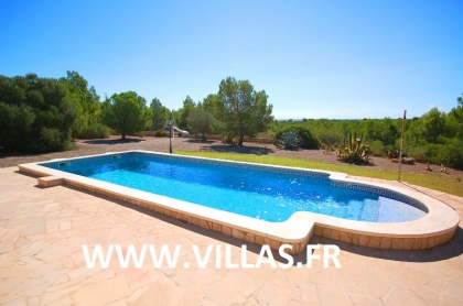 Location villa  piscine CP PARADISE 4