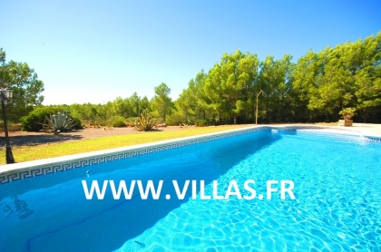 Location villa  piscine CP PARADISE 5