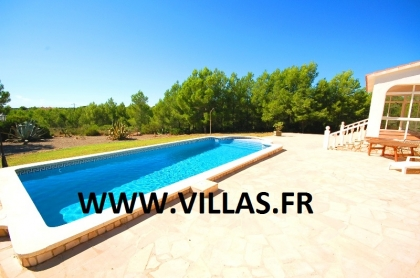 Location villa  piscine CP PARADISE 6