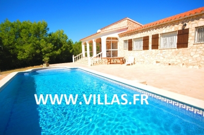 Location villa  piscine CP PARADISE 7