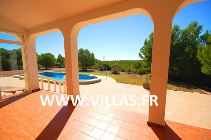Location villa  piscine CP PARADISE 12