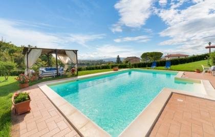 Location villa  piscine IUS-ROB164 4