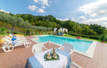 Location villa  piscine IUS-ROB164 2