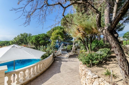 Location villa  piscine CV MORA 16