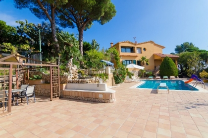 Location villa  piscine CV MORA 17