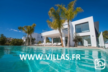 Location villa  piscine AB AGUA 3