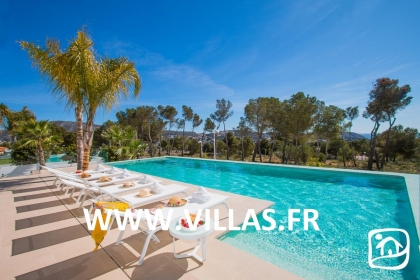 Location villa  piscine AB AGUA 2