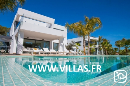 Location villa  piscine AB AGUA 1