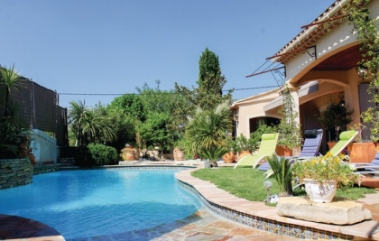 Location villa  piscine FLG-ROB416 4