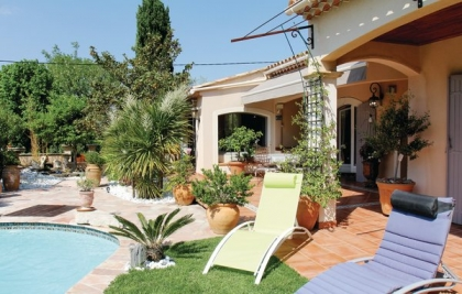 Location villa  piscine FLG-ROB416 6