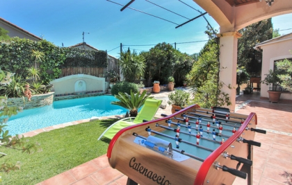 Location villa  piscine FLG-ROB416 13