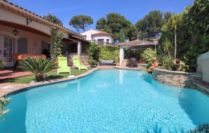 Location villa  piscine FLG-ROB416 5