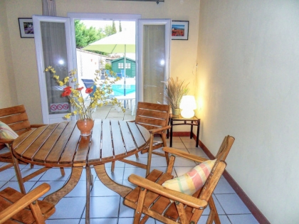 Location villa  piscine 709FRA-012 11