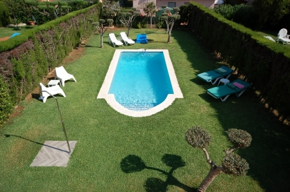 Location villa  piscine GX ROMA 12