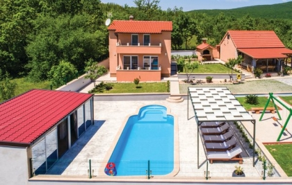 Location villa  piscine CDF-ROB512 15