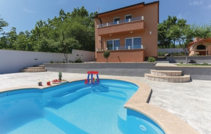 Location villa  piscine CDF-ROB512 9