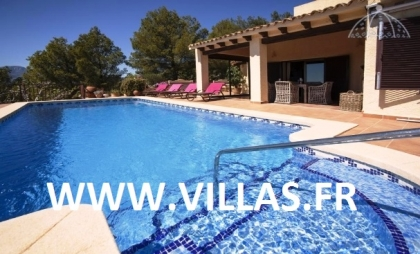 Location villa  piscine CB BUEN 2