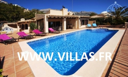 Location villa  piscine CB BUEN 1