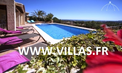 Location villa  piscine CB BUEN 3
