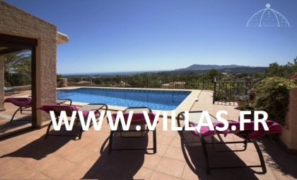 Location villa  piscine CB BUEN 4