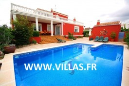 Location villa DV CALA