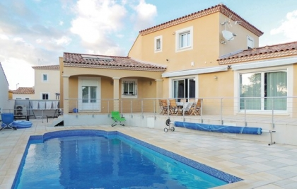Location villa  piscine FLG-ROB475 5