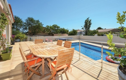 Location villa  piscine FLG-ROB475 6