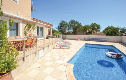 Location villa  piscine FLG-ROB475 22