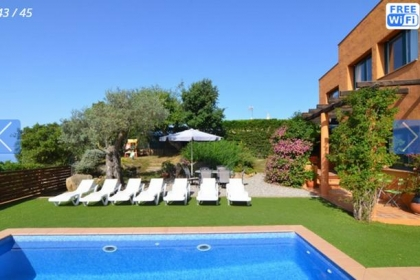 Location villa  piscine CV CAIPI 2