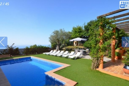 Location villa  piscine CV CAIPI 3