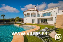 Location villa AB LOTISS