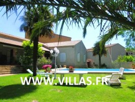 Location villa OD 2960