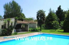 Location villa OD 1542