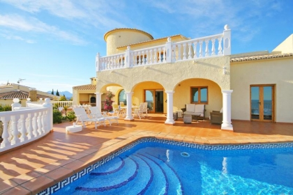 Rental villa  swimming-pool OL SO 1