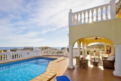 Rental villa  swimming-pool OL SO 6