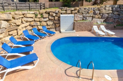 Location villa  piscine CV ARDI 5