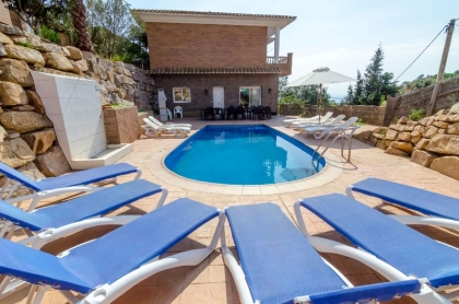 Location villa  piscine CV ARDI 1