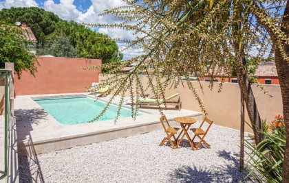 Location villa  piscine FLH-ROB311 7