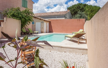 Location villa  piscine FLH-ROB311 8
