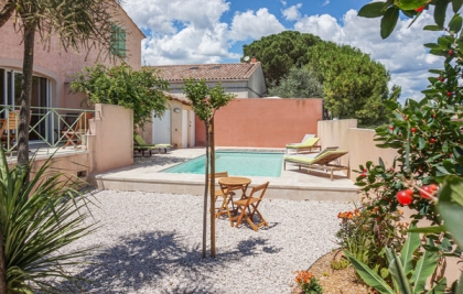Location villa  piscine FLH-ROB311 9